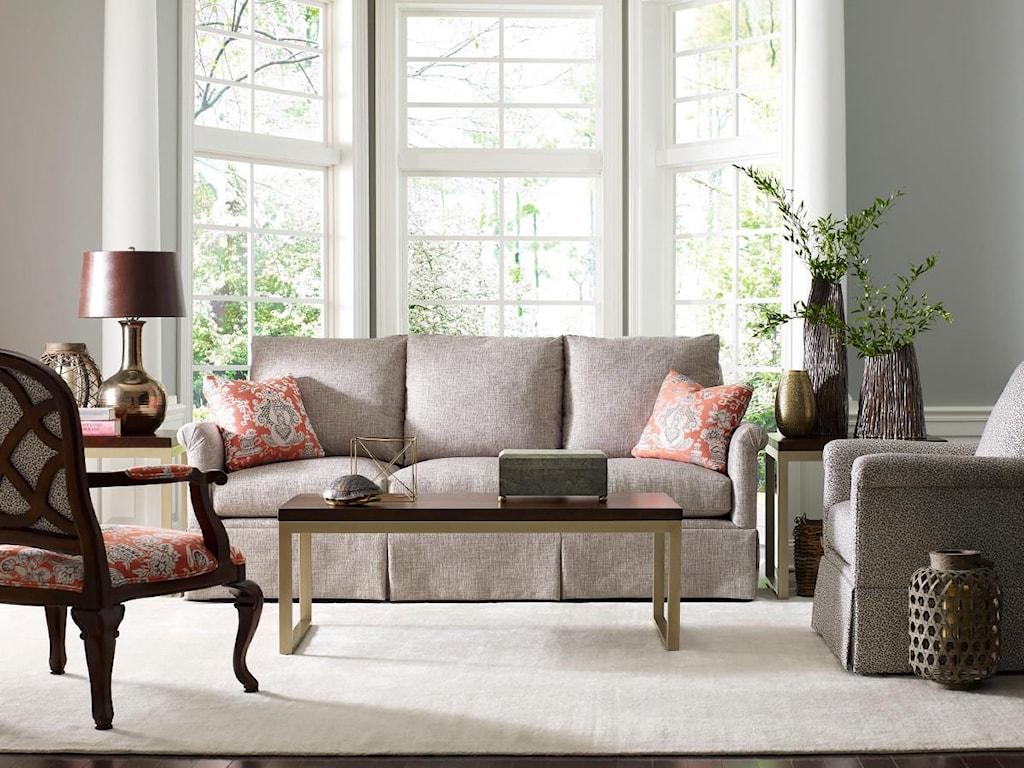 Kincaid Furniture Modern SelectGrand Sofa