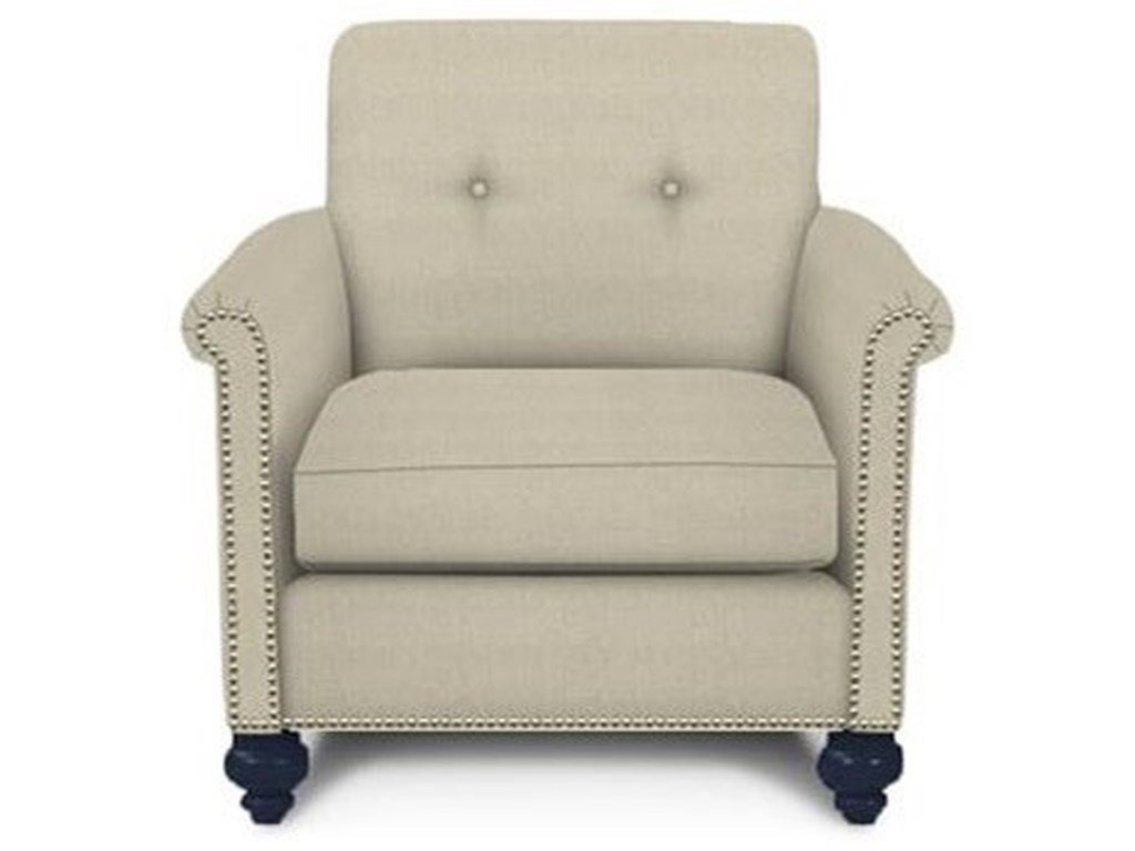 Kincaid Furniture Modern SelectUpholstered Chair