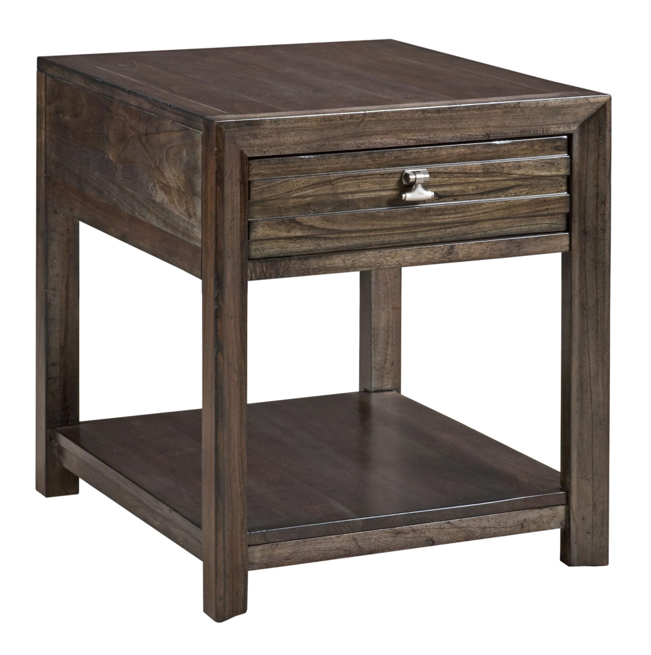 Kincaid Furniture MontreatMontreat Drawer End Table ...