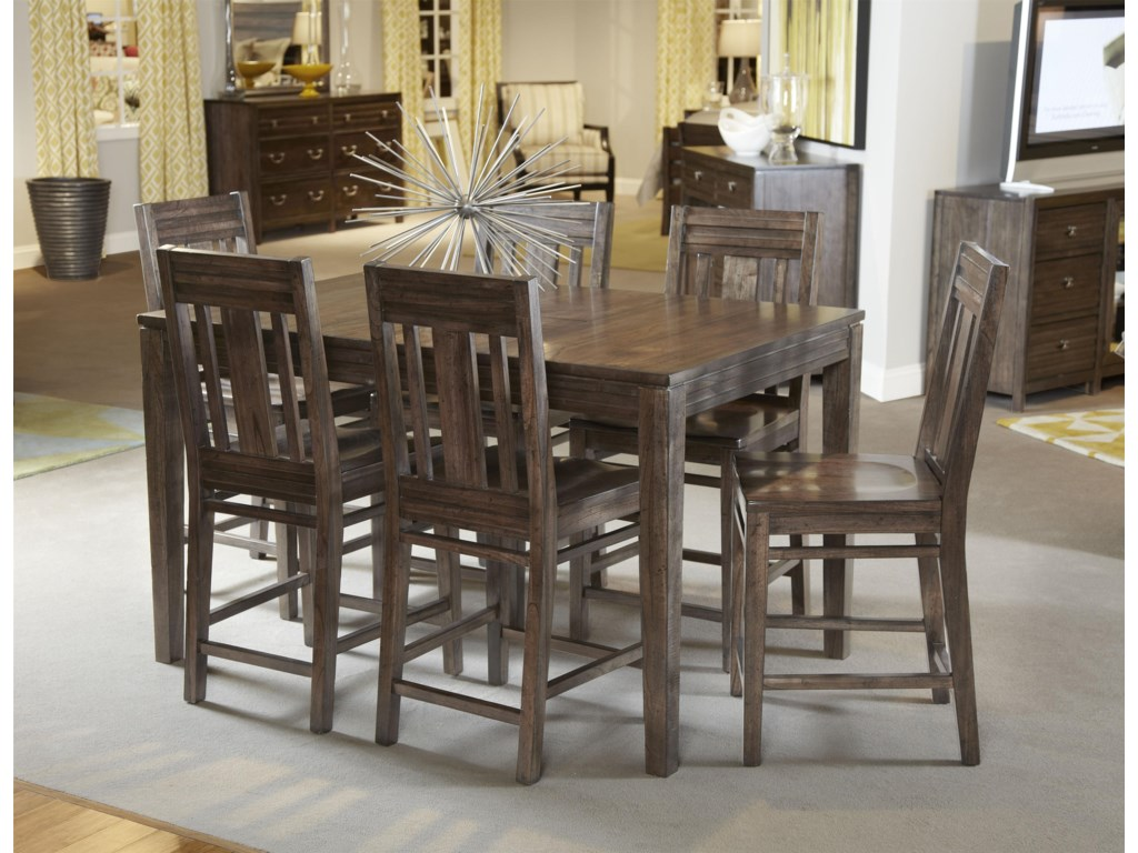 Kincaid Furniture MontreatSaluda Tall Dining Chair