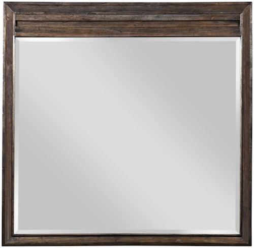 Kincaid Furniture Montreat Montreat Mirror with Solid White Cedar Frame