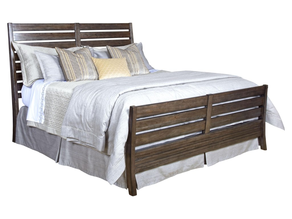 Kincaid furniture montreatqueen rake bed