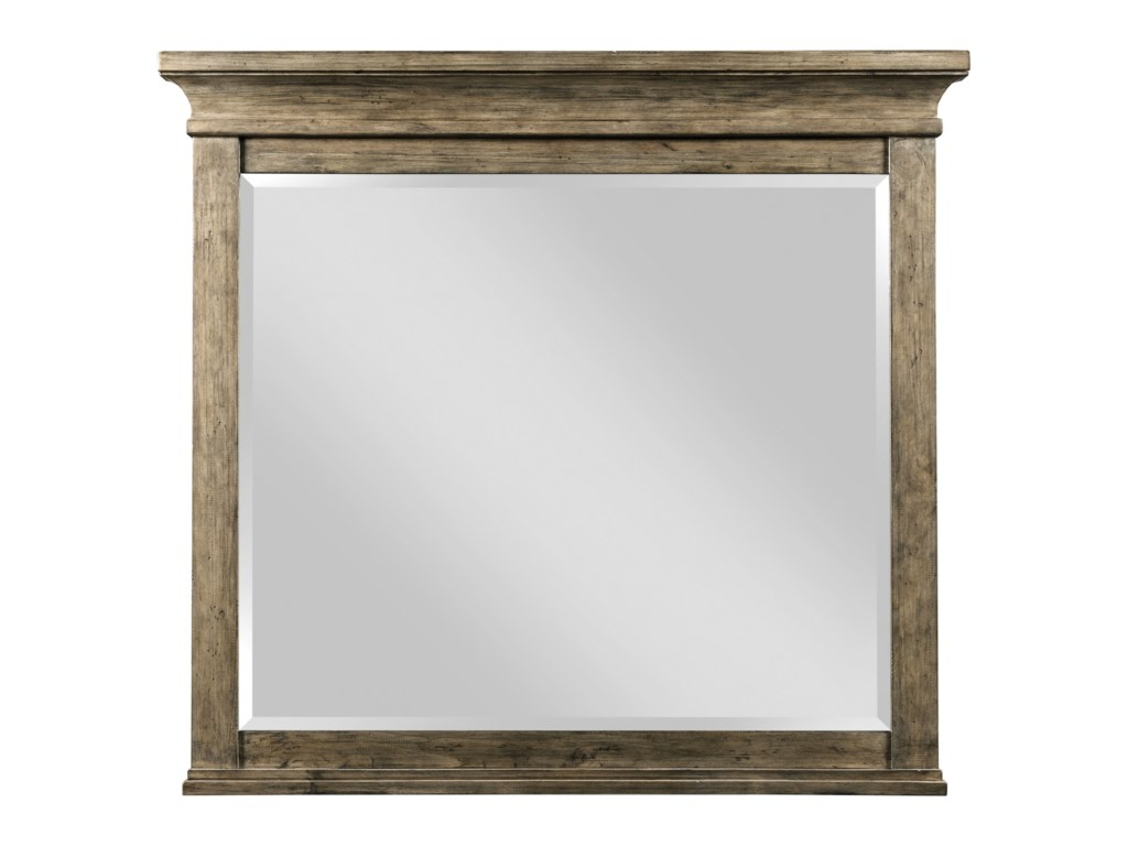 Kincaid Furniture Plank RoadJessup Mirror
