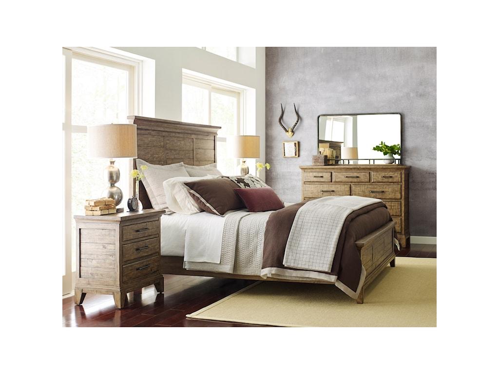 Kincaid Furniture Plank RoadBlair Nightstand