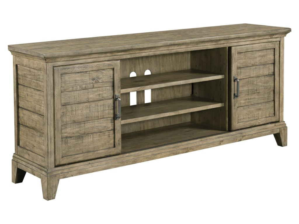 Kincaid Furniture Plank RoadArden Entertainment Console