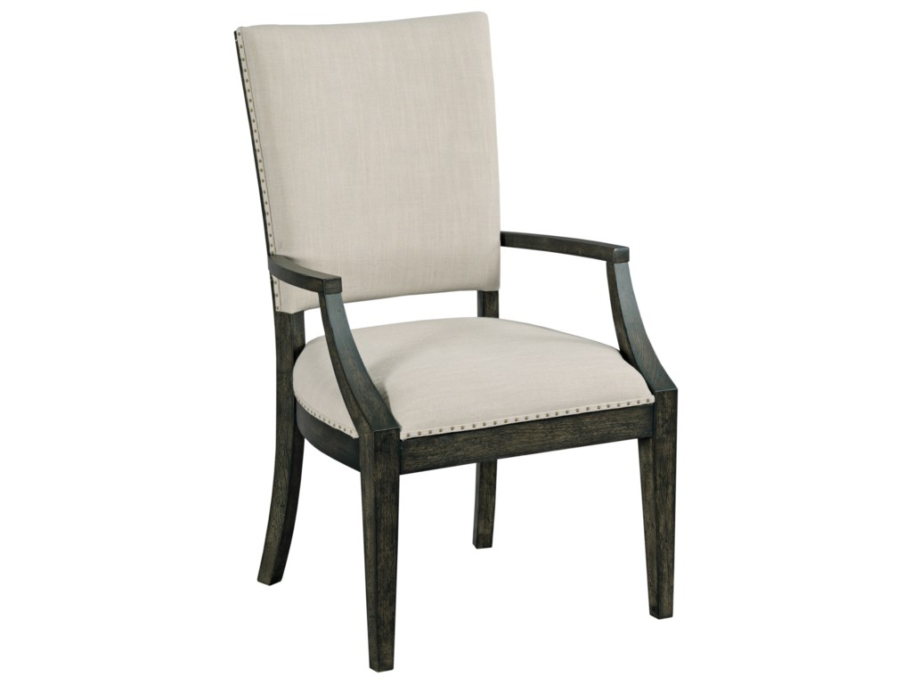 Kincaid Furniture Plank RoadHowell Arm Chair