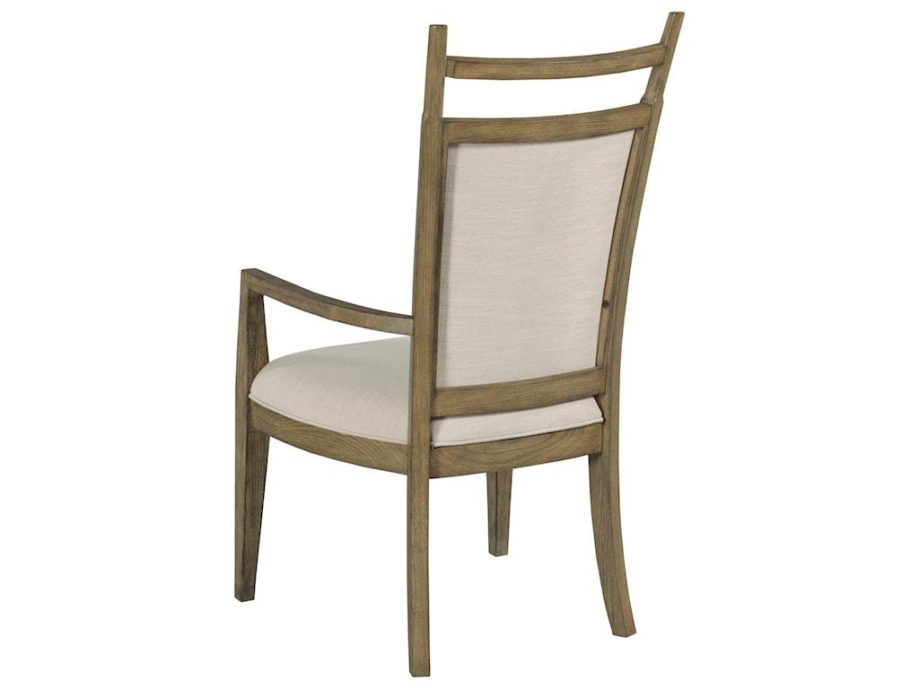 Kincaid Furniture Plank RoadOakley Arm Chair