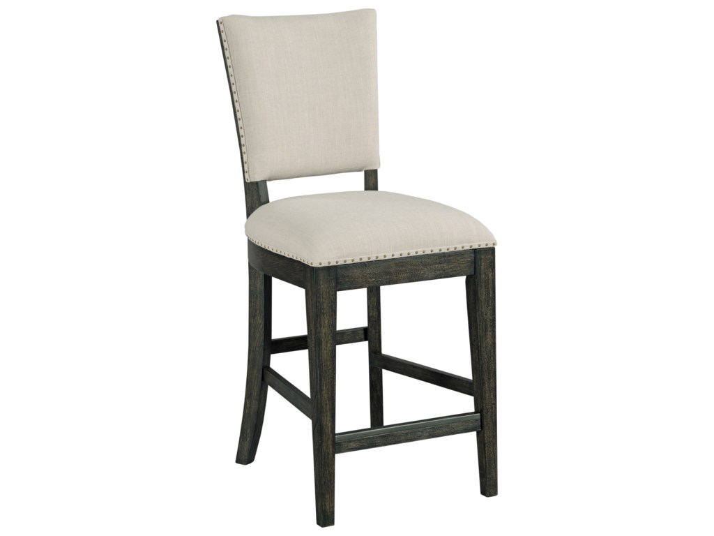 Kincaid Furniture Plank RoadKimler Counter Height Chair