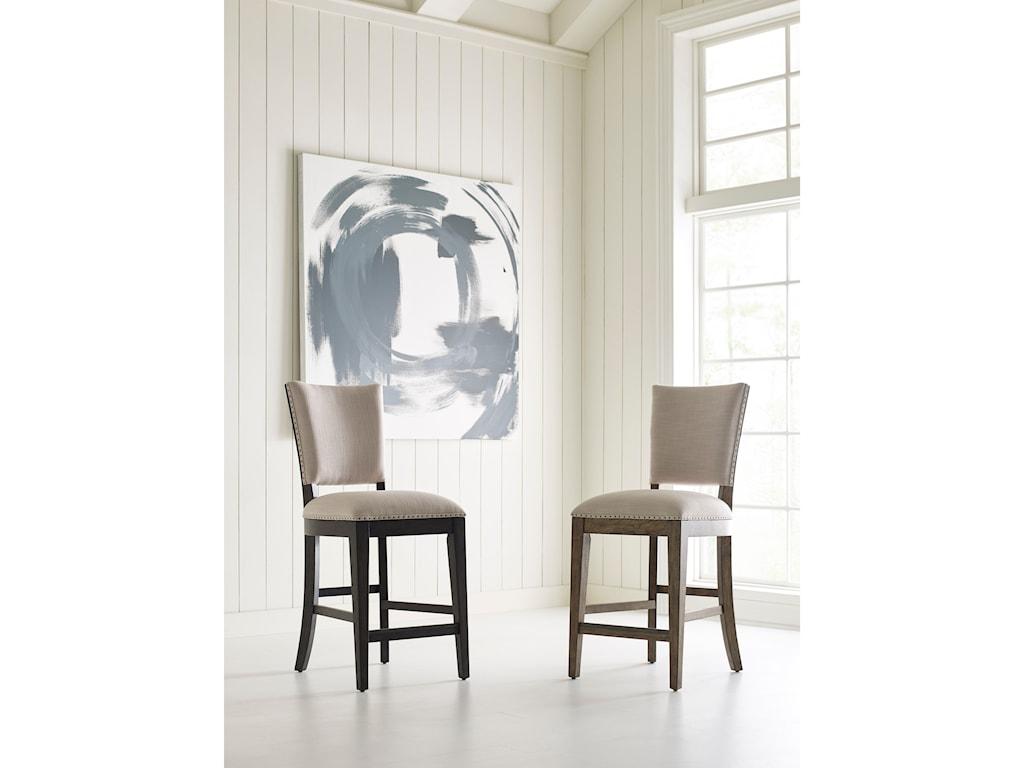 Kincaid Furniture Plank RoadKimler Counter Height Chair