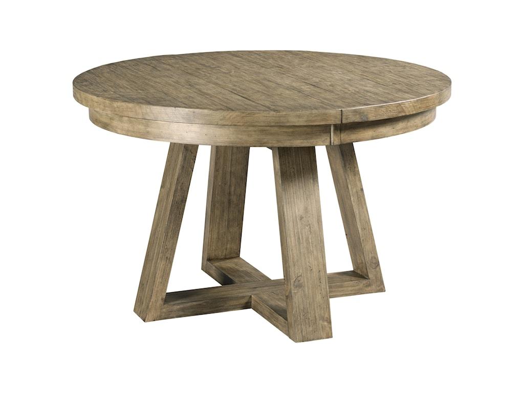 Kincaid Furniture Plank Road7 Pc Dining Set