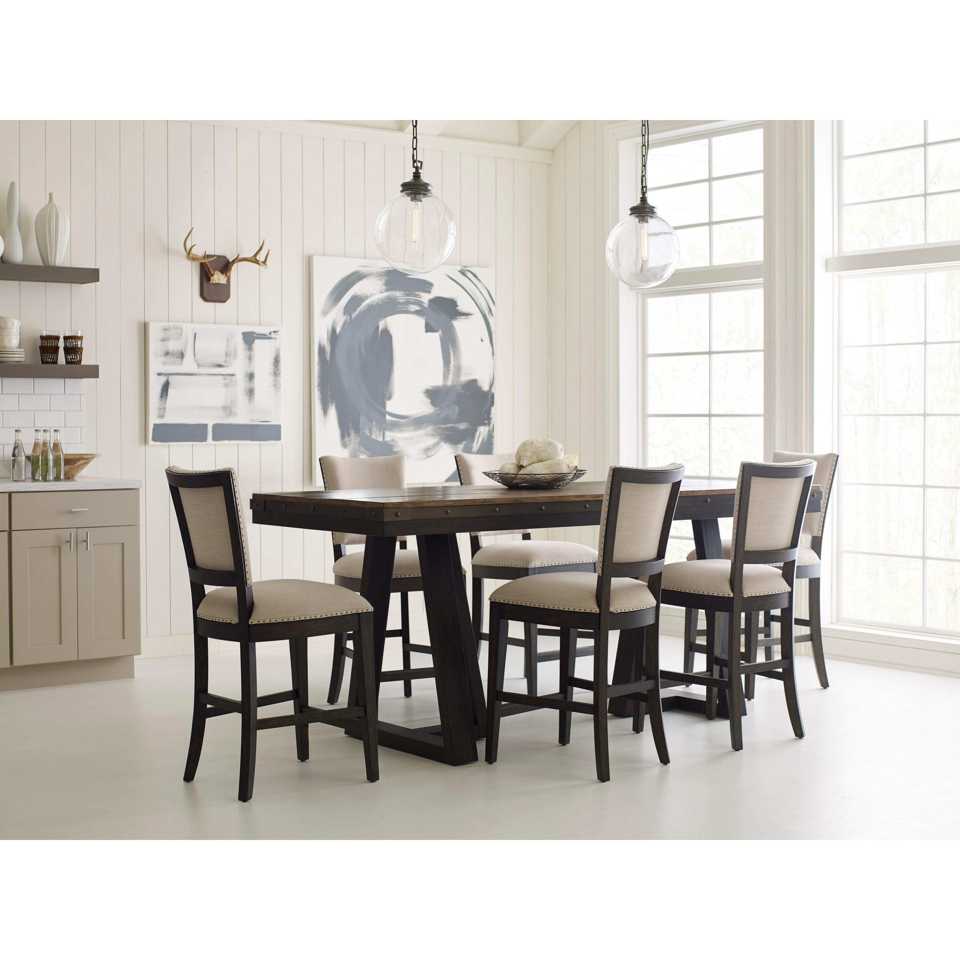 ... Kincaid Furniture Plank RoadKimler Counter Height Dining Table ...