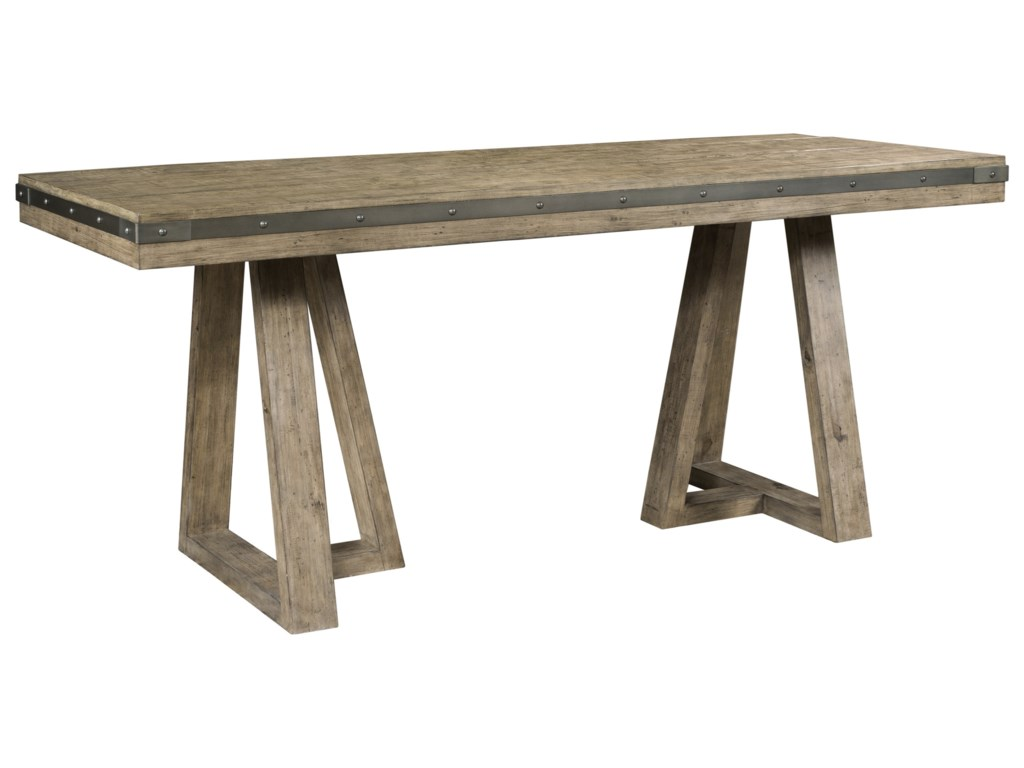 Kincaid Furniture Plank RoadKimler Counter Height Dining Table