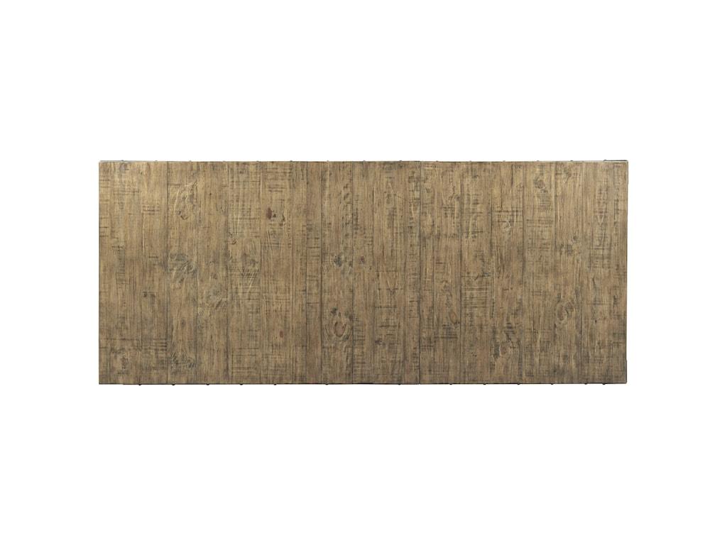 Kincaid Furniture Plank RoadRankin Rectangular Leg Table