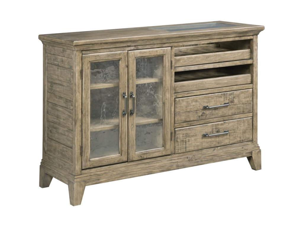 Kincaid Furniture Plank RoadPleasant Hill Wine Server