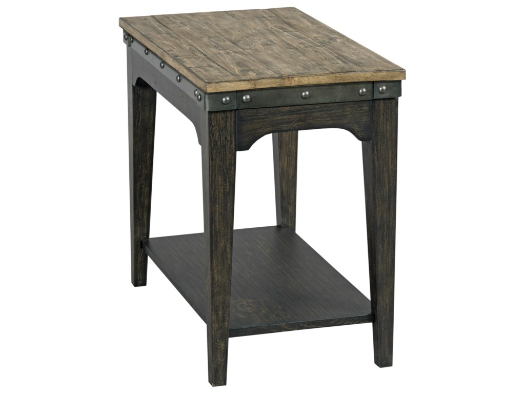 Kincaid Furniture Plank RoadArtisans Chairside Table