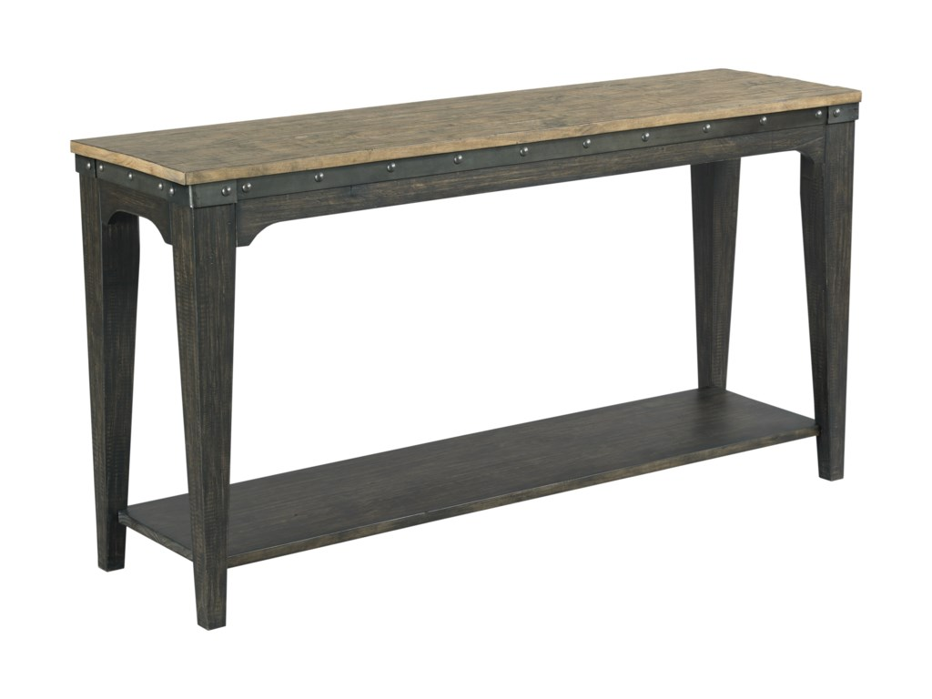 Kincaid Furniture Plank RoadArtisans Hall Console