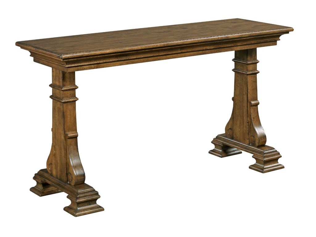 Kincaid Furniture PortoloneSofa Table