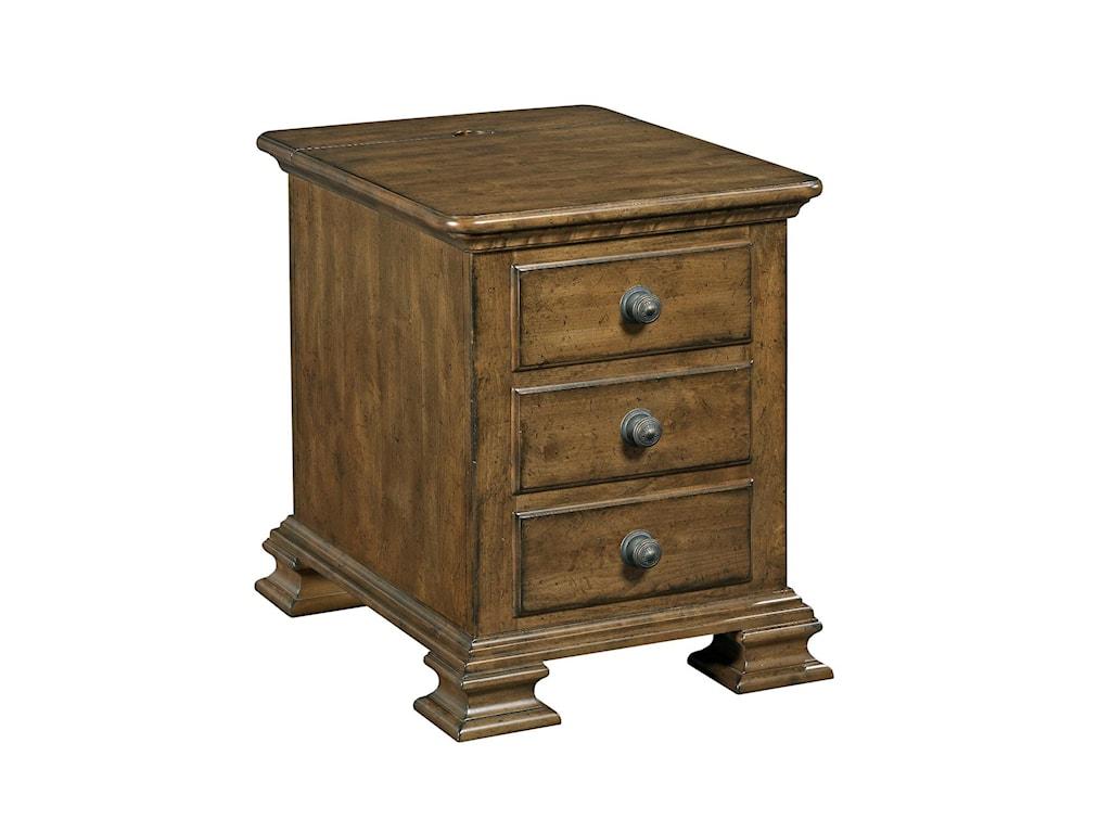 Kincaid Furniture PortolonePortolone Chairside Table