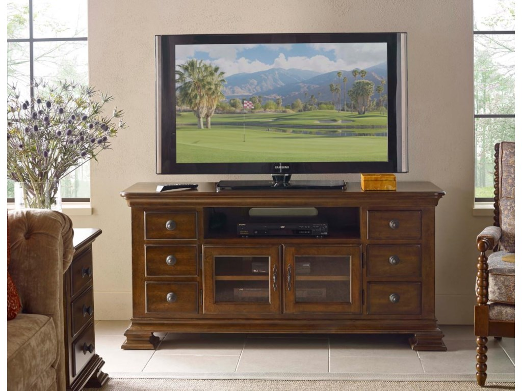Kincaid Furniture PortoloneEntertainment Console