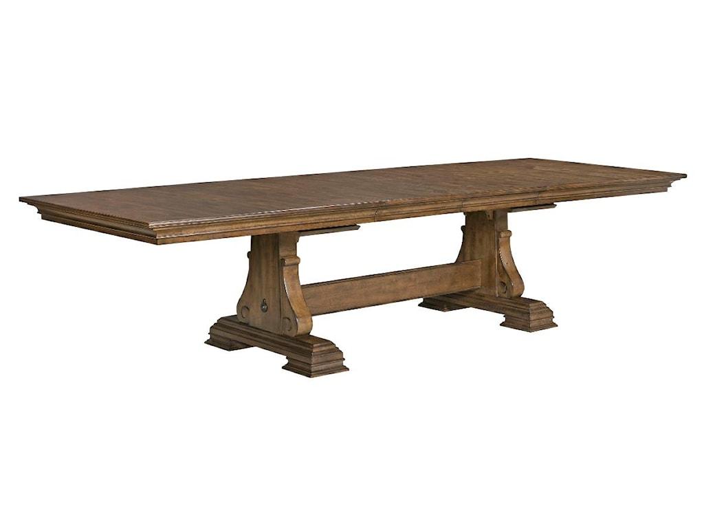 Kincaid Furniture Portolone7 Pc Dining Set