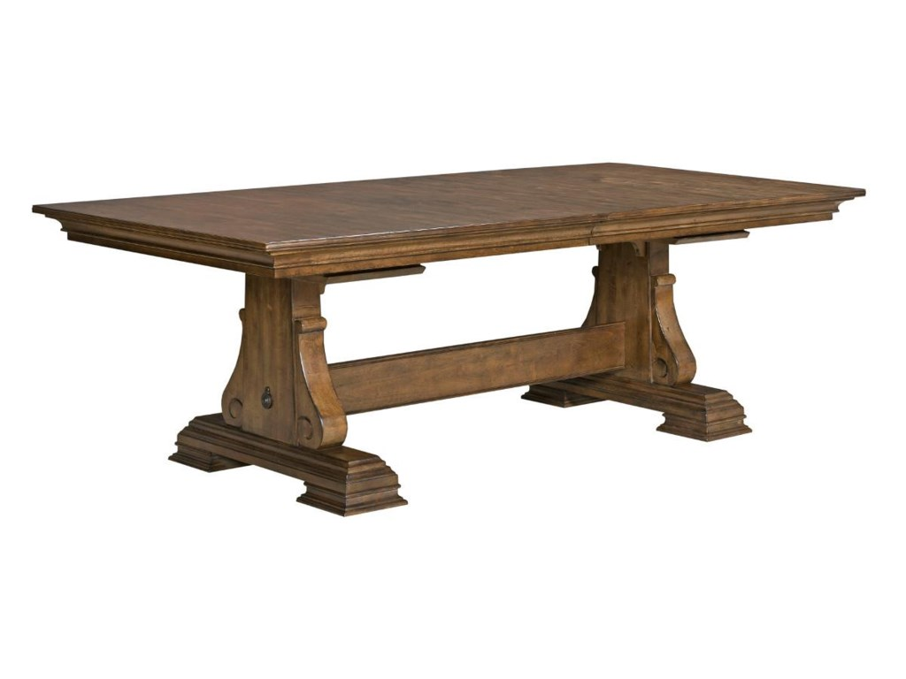 Kincaid Furniture PortolonePortolone Trestle Table