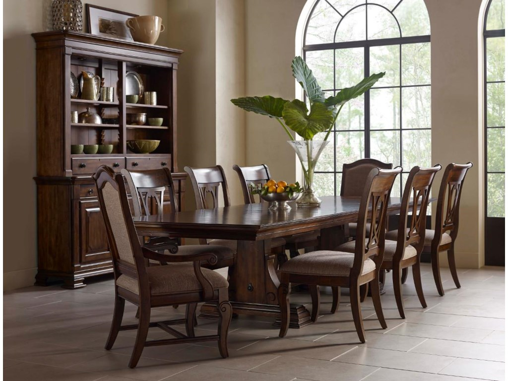 Kincaid Furniture PortoloneUpholstered Arm Chair