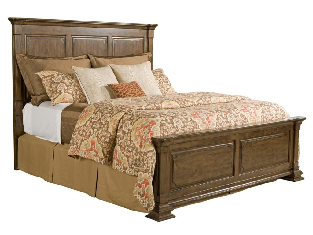 Kincaid Furniture PortoloneKing Monteri Panel Bed