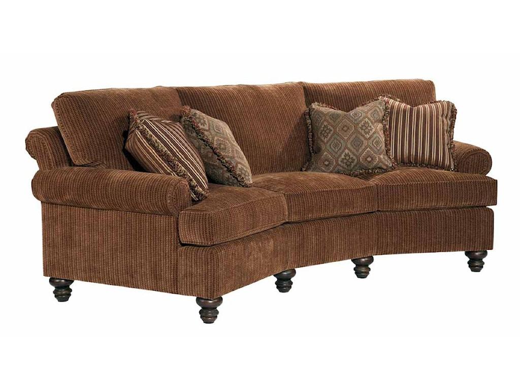 Kincaid Furniture Regency Conversation Sofa. Conversation Sofas   Twin Cities  Minneapolis  St  Paul  Minnesota
