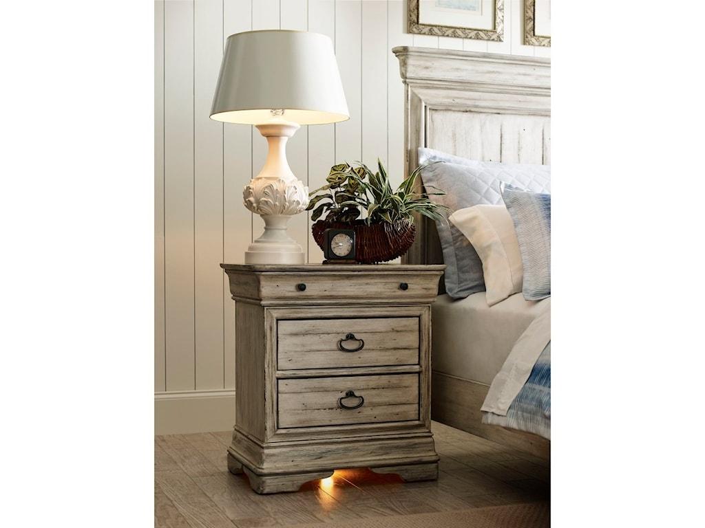 Kincaid Furniture SelwynParkland Nightstand