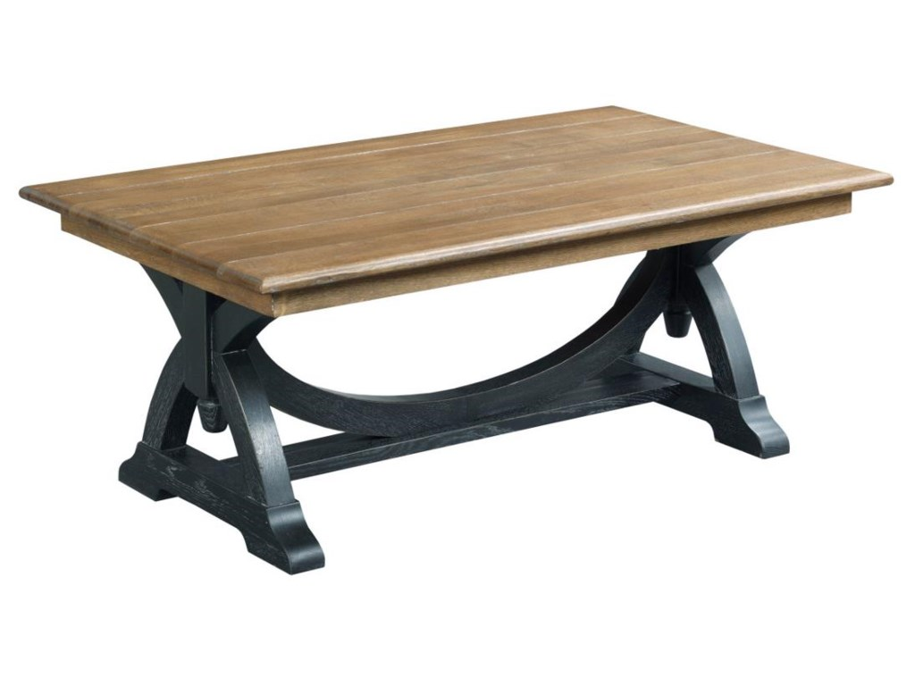 Kincaid Furniture Stone RidgeRectangular Cocktail Table