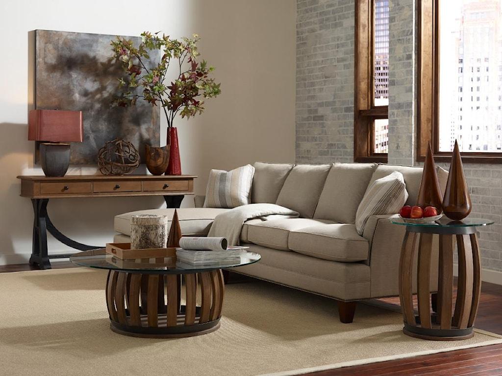 Kincaid Furniture Stone RidgeSofa Table