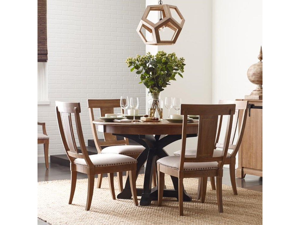 Kincaid Furniture Stone Ridge5 Pc Dining Set