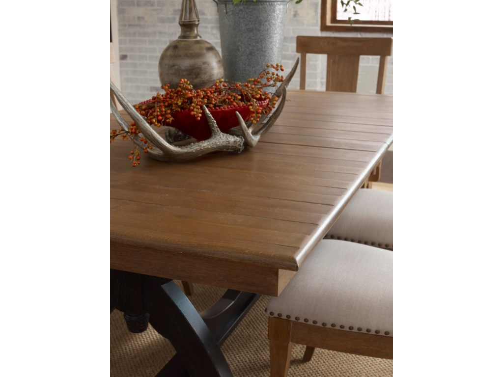 Kincaid Furniture Stone Ridge7 Pc Dining Set