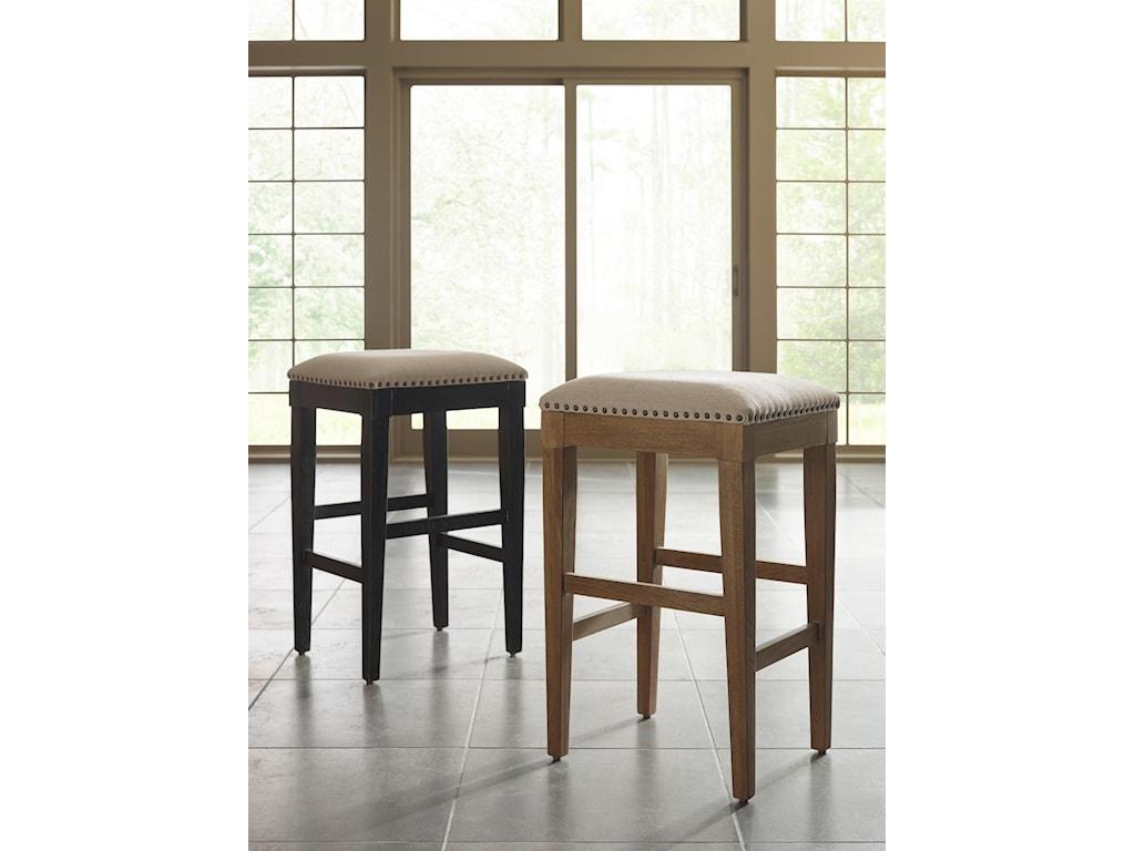 Kincaid Furniture Stone Ridge5 Pc Bistro Table and Bar Stool Set