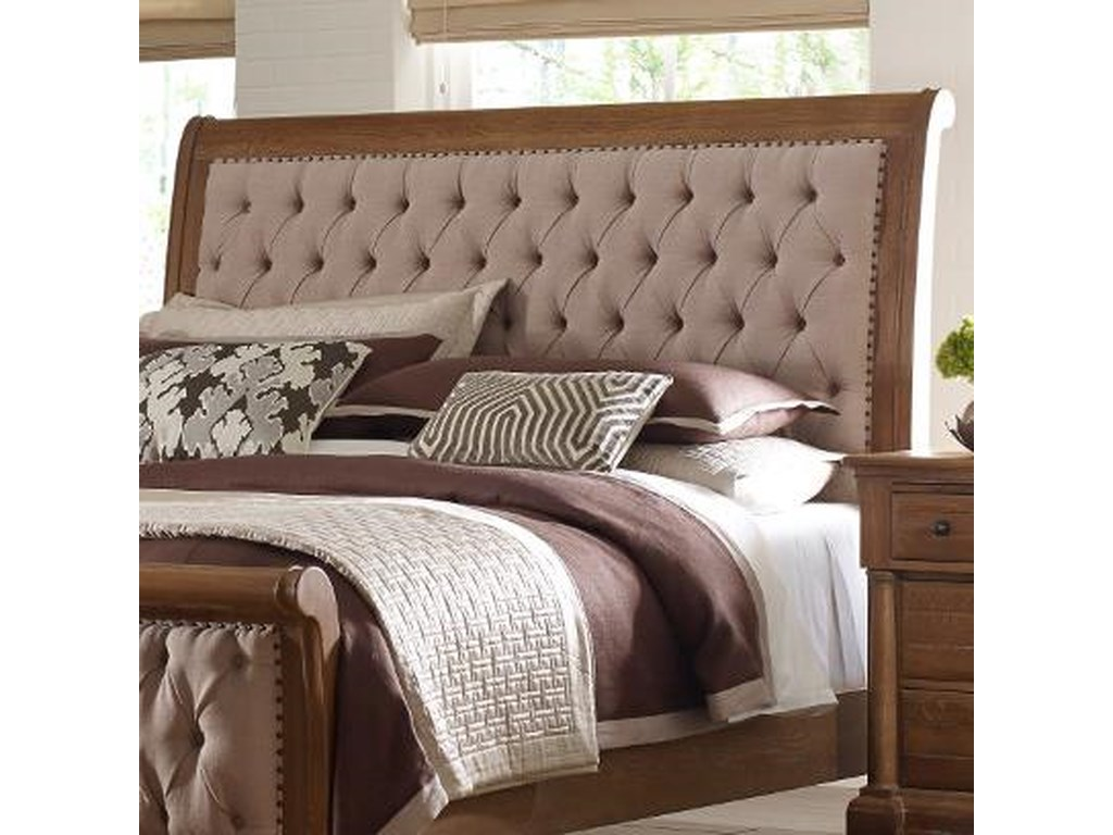 Kincaid Furniture Stone Ridge6 6 Sleigh Bed Headboard