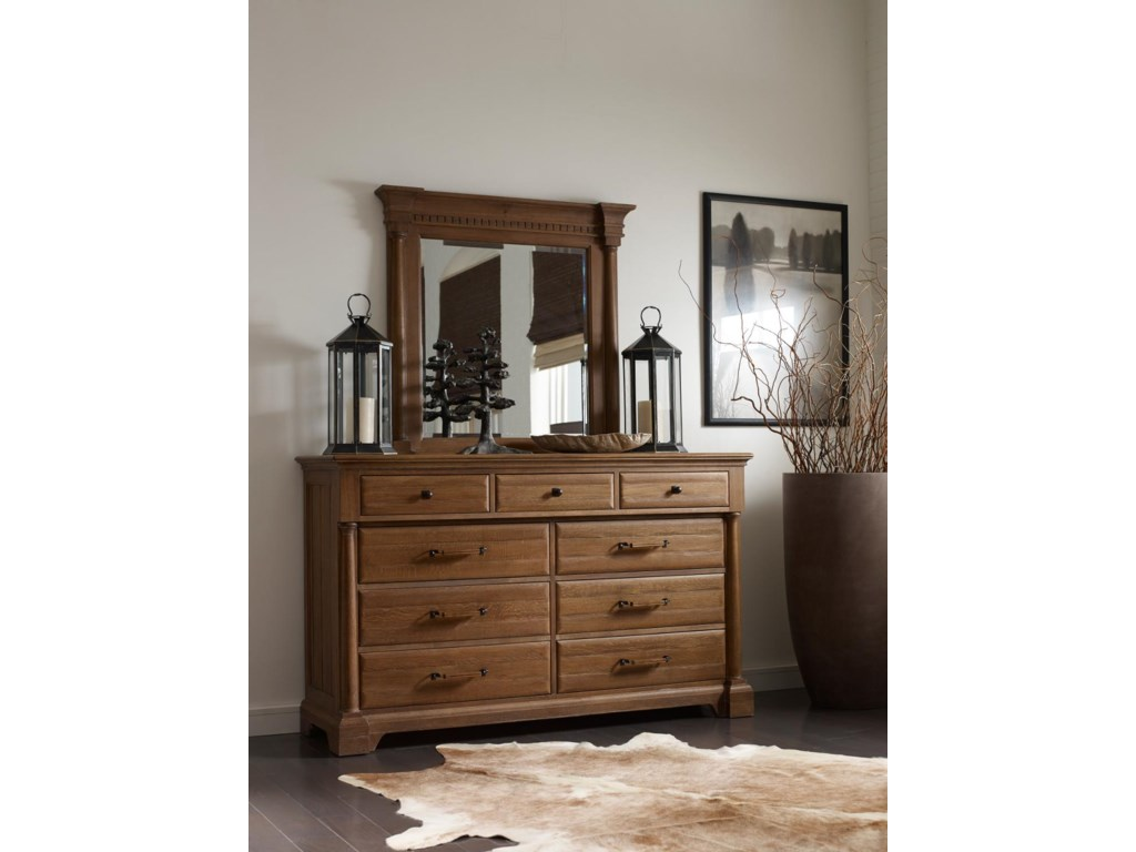 Kincaid Furniture Stone RidgeDrawer Dresser