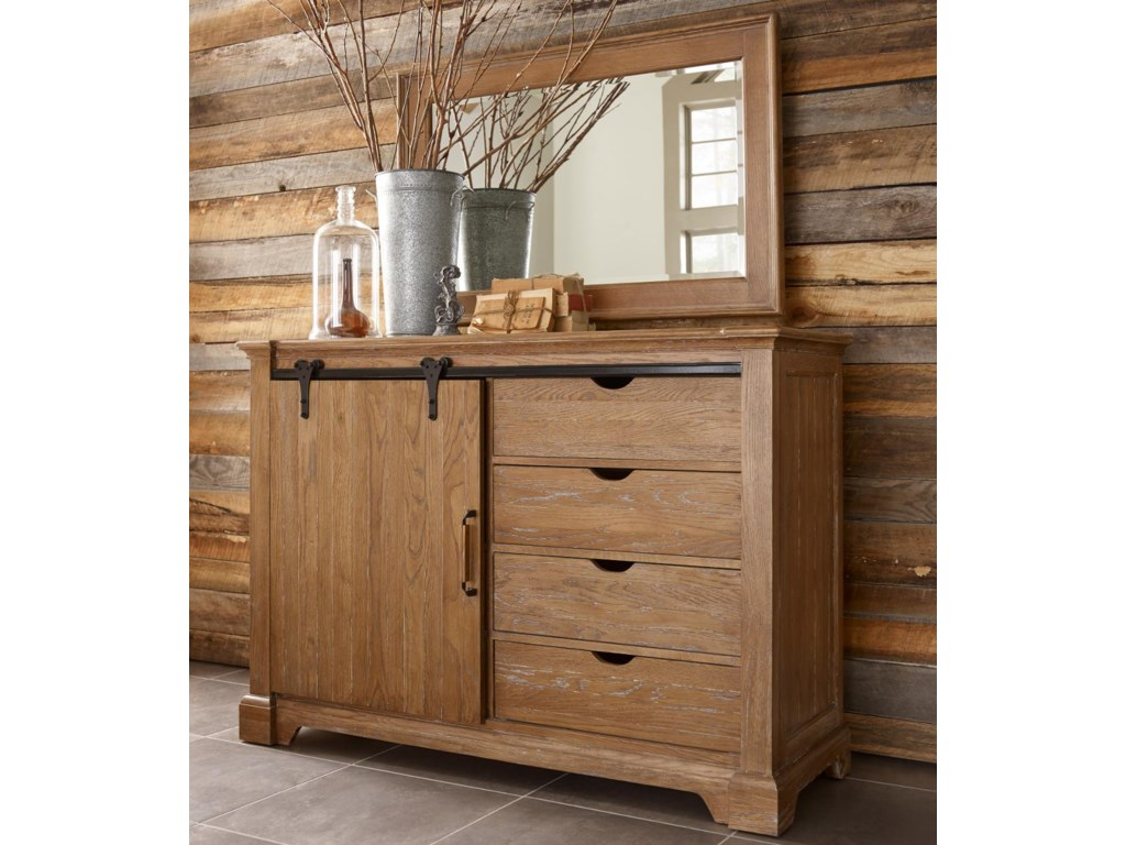handle dresser kuo galloway home detail kathy lodge wood product rustic strap leather