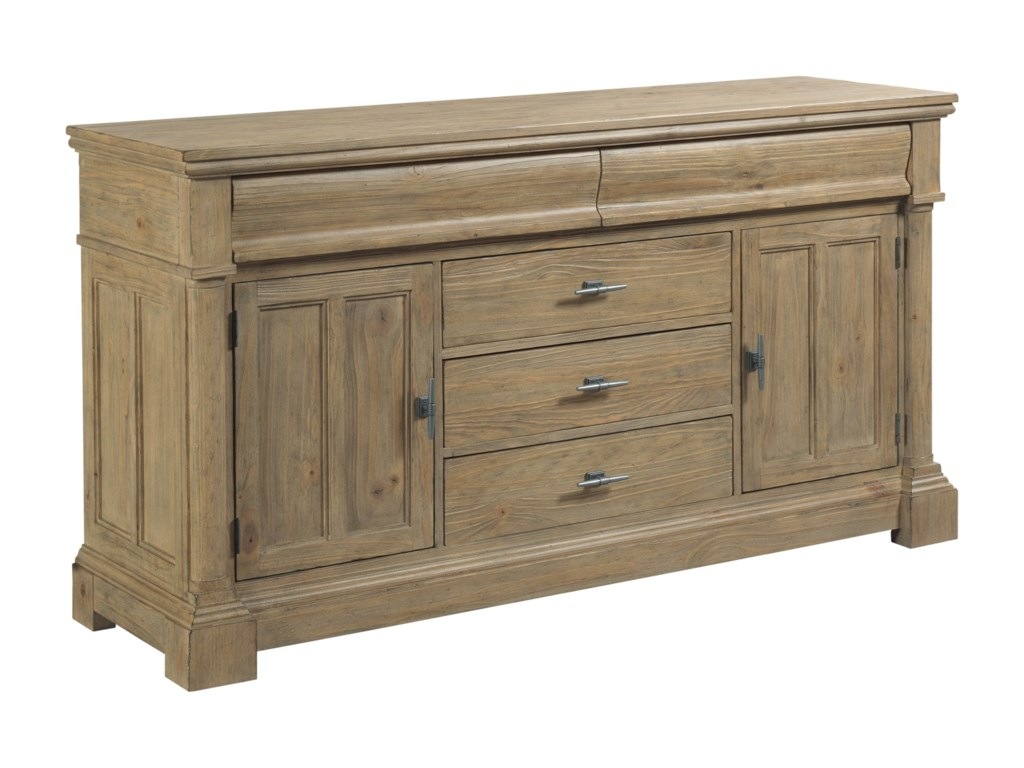 Kincaid Furniture Stone StreetFulton Dresser