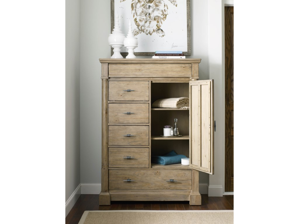 Kincaid Furniture Stone StreetLatrobe Chest