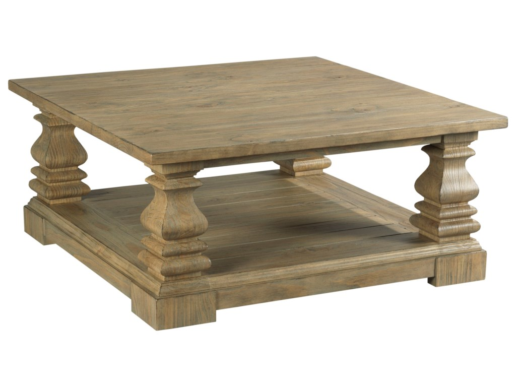 Kincaid Furniture Stone StreetMagna Coffee Table