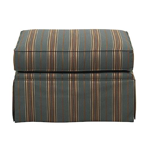 Kincaid Furniture Studio Select <b>Customizable</b> Ottoman