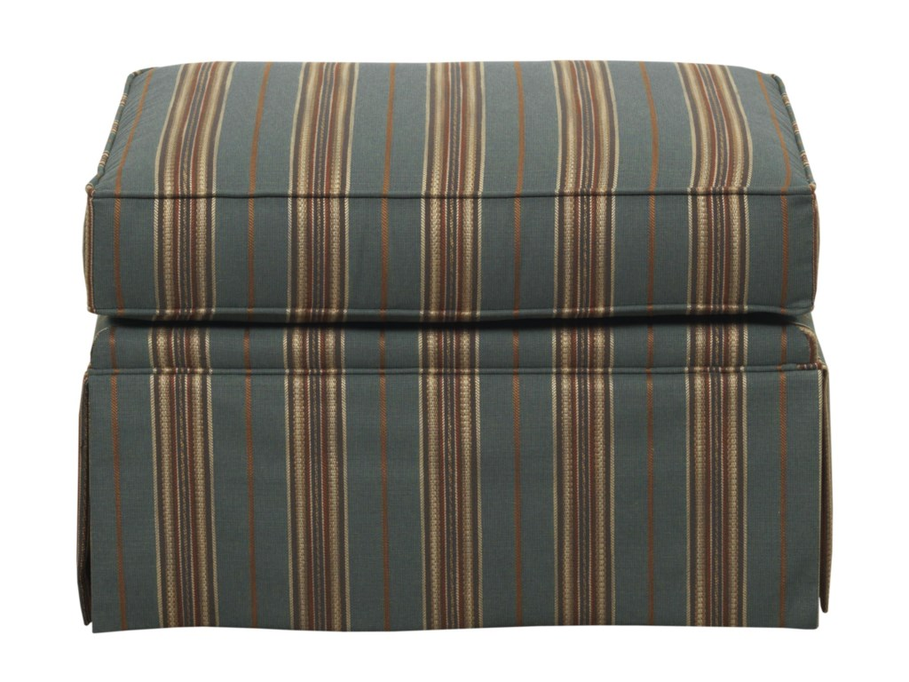 Kincaid Furniture Studio Select<b>Custom</b> Ottoman