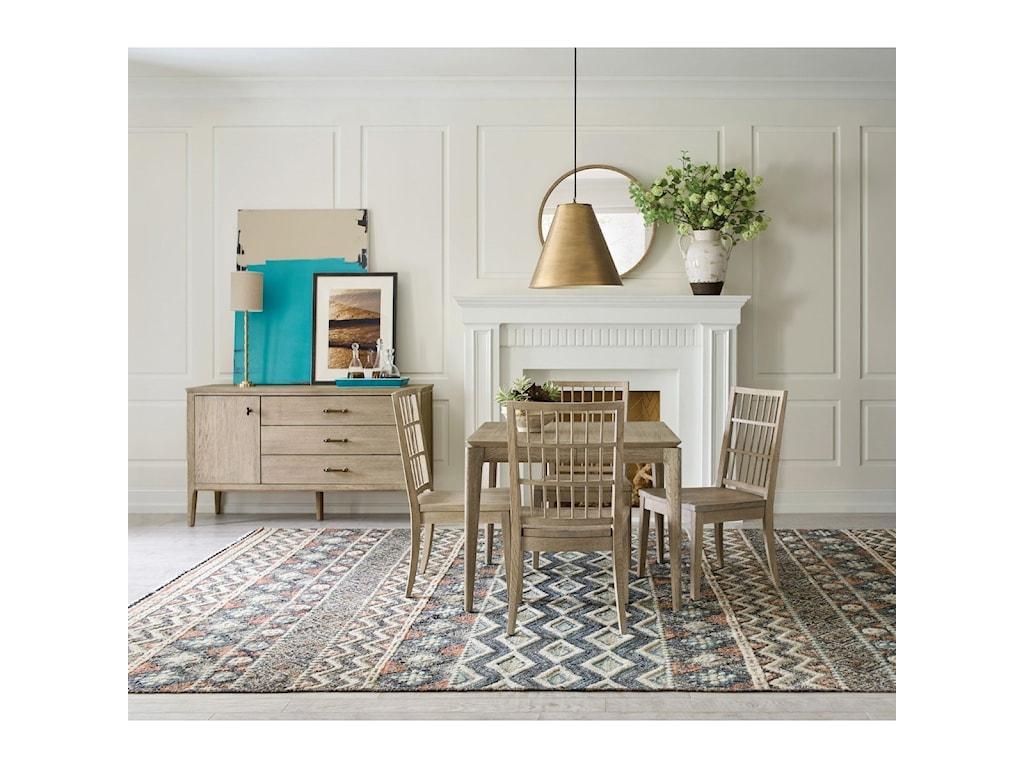 Kincaid Furniture SymmetryDining Room Group