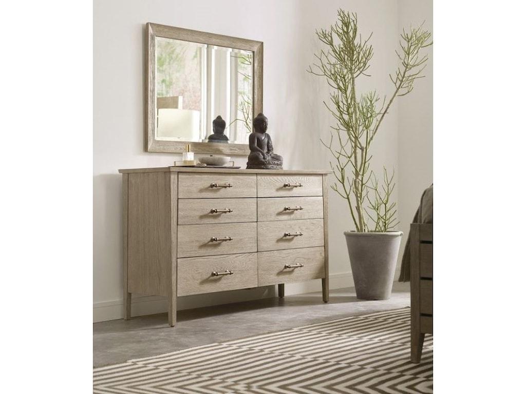 Kincaid Furniture SymmetryBreck Medium Dresser