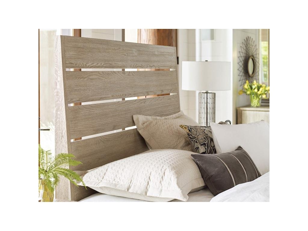 Kincaid Furniture SymmetryIncline Oak California King Platform Bed