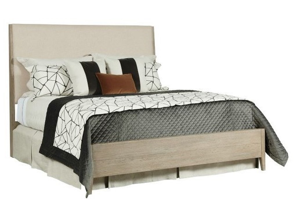 Kincaid Furniture SymmetryIncline Queen Upholstered Bed