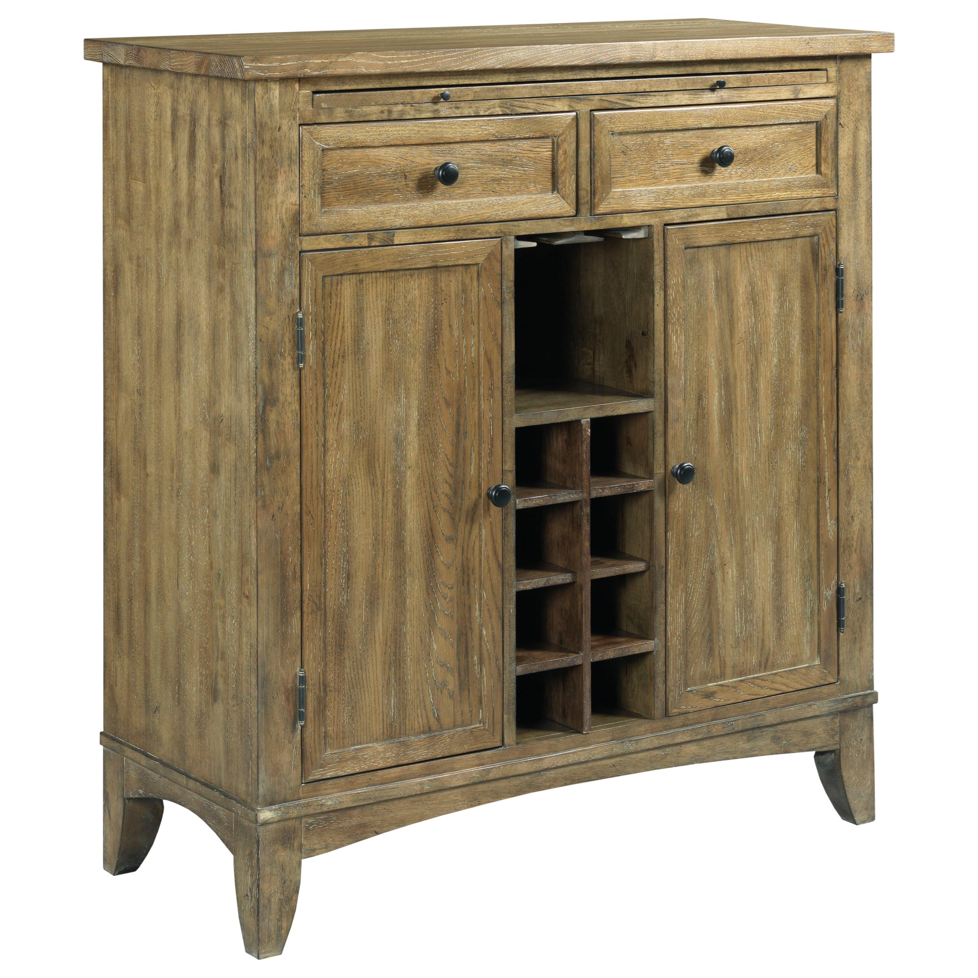 Kincaid Furniture The NookWine Server ...