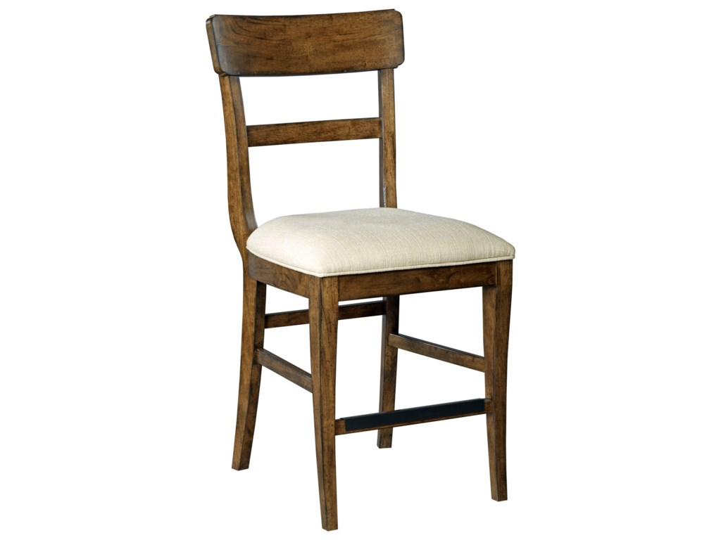 Kincaid Furniture The NookCounter Height Side Chair