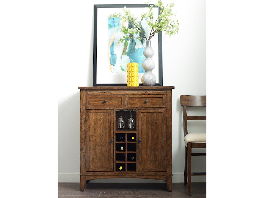 Kincaid Furniture The NookWine Server