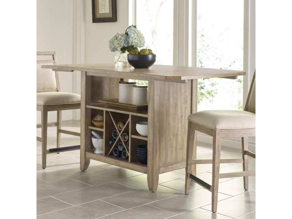 Kincaid Furniture The NookKitchen Island